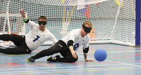 Pajulahti Games kick-starts the important Paralympic qualification year in goalball .