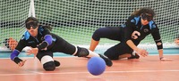 Pajulahti Games 2017: Israel and Lithuania came on top in the goalball tournament.