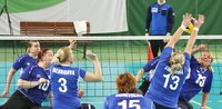 Pajulahti Games 2017: The hosts won a thriller for a third place in sitting volleyball.